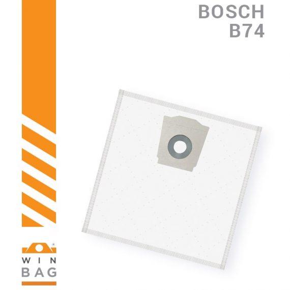 Bosch kese za usisivace Alpha B74