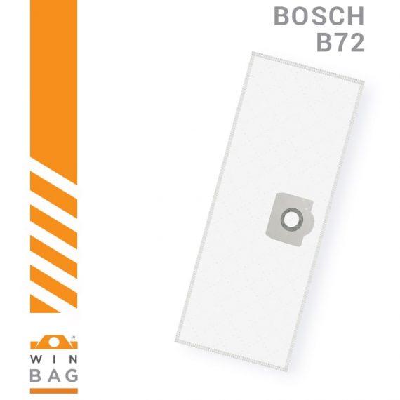 Bosch kese za usisivace Gas15 B72