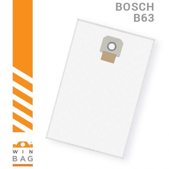 Bosch kese za usisivace Gas55 B63