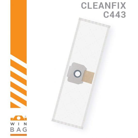 Cleanfix kese za usisivace S5 C443