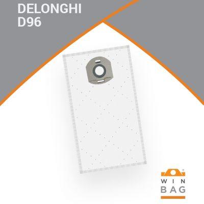 Delonghi kese za usisivace WIN-BAG D96