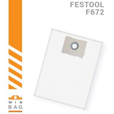 Festool kese za usisivace CT17 F672