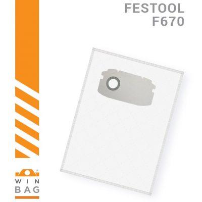 Festool kese za usisivace MIDI F670