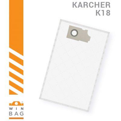 Karcher kese za usisivace CV-CW-TBS K18