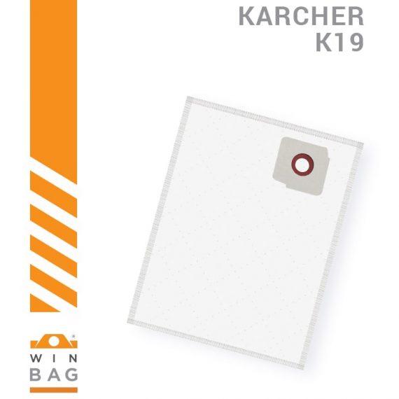 Karcher kese za usisivace CV30-CV38 K19