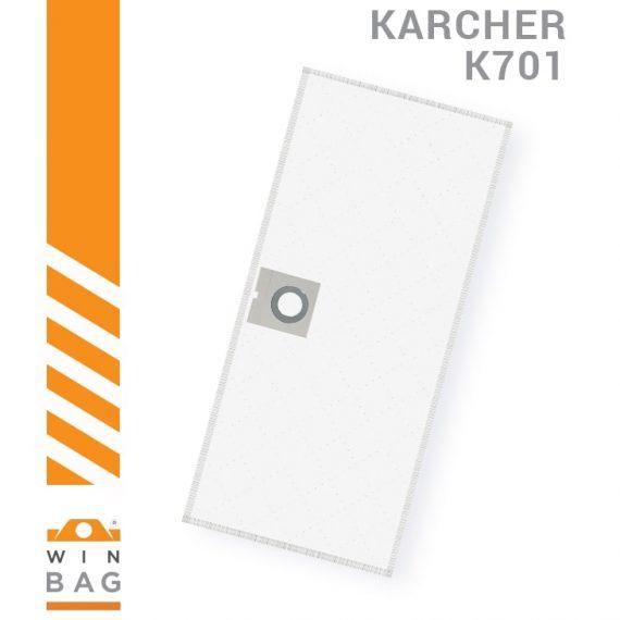 Karcher kese za usisivace NT20-1 K701