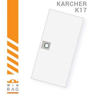 Karcher kese za usisivace NT27-1 K17