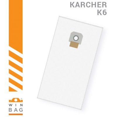 Karcher kese za usisivace NT72 K6