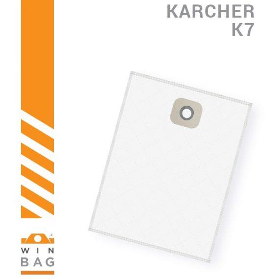 Karcher kese za usisivace T15 K7
