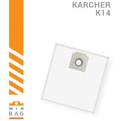Karcher kese za usisivace T7-1 K14