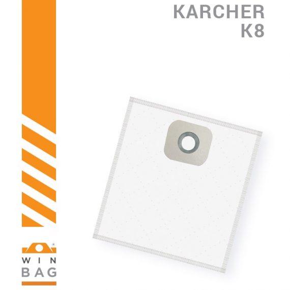 Karcher kese za usisivace T7-1 classic K8