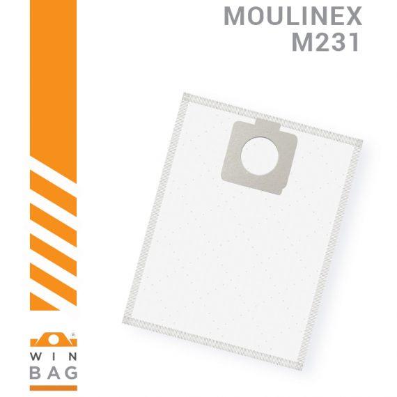 Moulinex kese za usisivace Compact M231