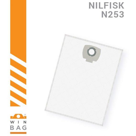 Nilfisk kese za usisivace ALTO, AERO 20,21,25 N253