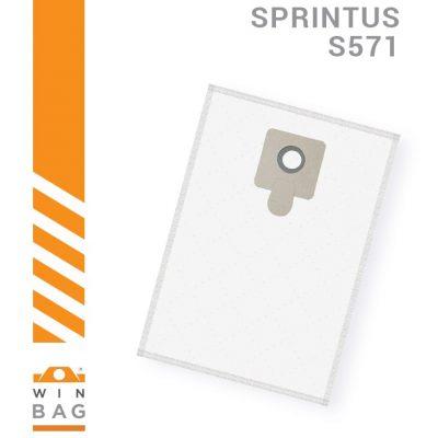 Spiritus kese za usisivace T11 EVO S571