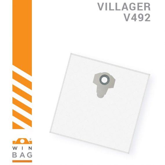 Villager kese za usisivace VVC1500-30 V492