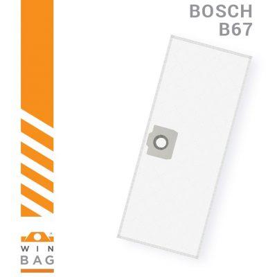 Bosch kese za usisivace PAS11-21 B67