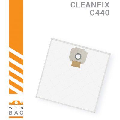 Cleanfiks kese za usisivace S10 C440