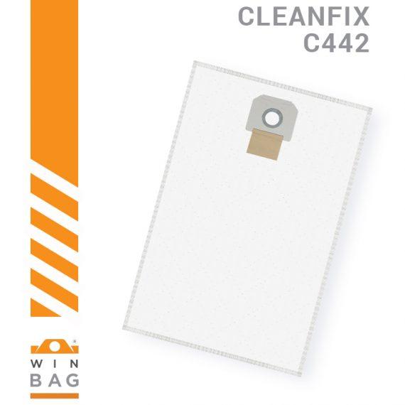 Cleanfix kese za usisivace SW60 C442