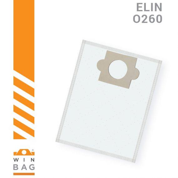 ELIN kese za usisivace STB600-STB1230 O260
