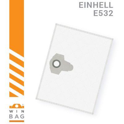 Einhell kese za usisivače BVC18155/HPS1300/QUATTRO model E532