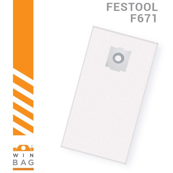 Festool kese za usisivace CT26-CT36 F671