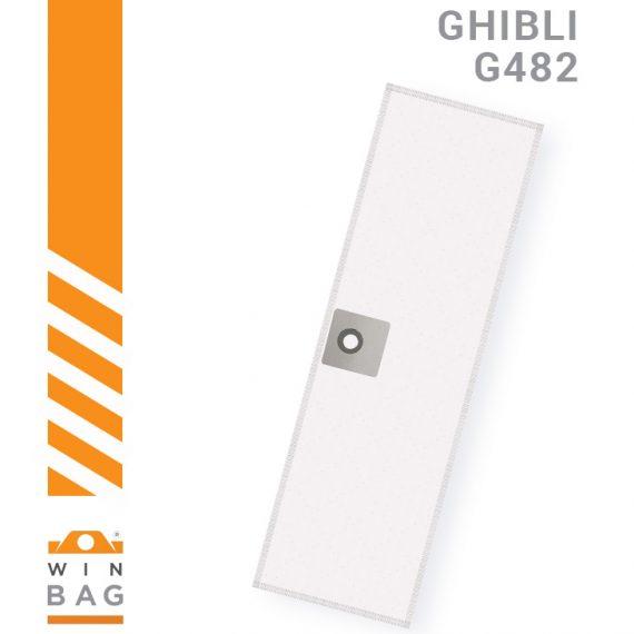 Ghibli kese za usisivace AS2 G482
