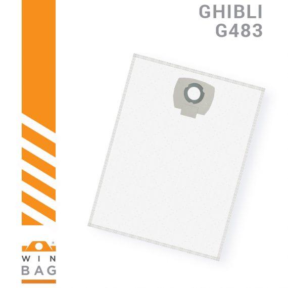 Ghibli kese za usisivace AS27 G483