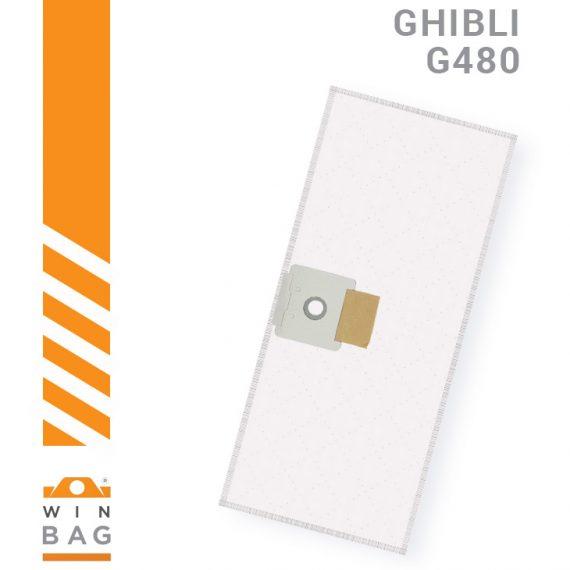 Ghibli kese za usisivace AS6 G480