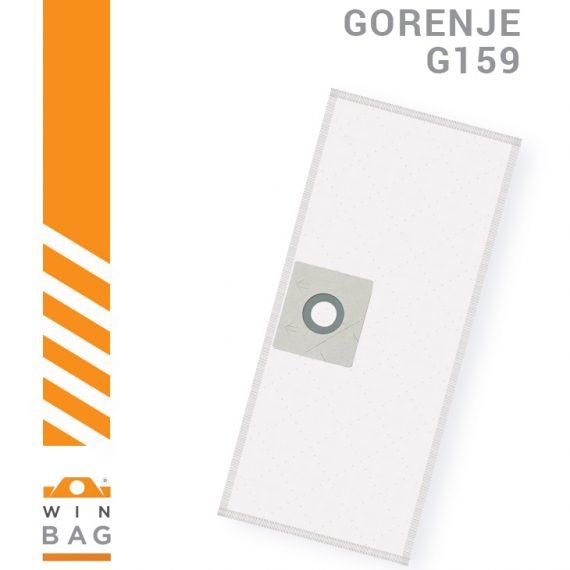 Gorenje kesa za usisivac VC1601BUWD G159