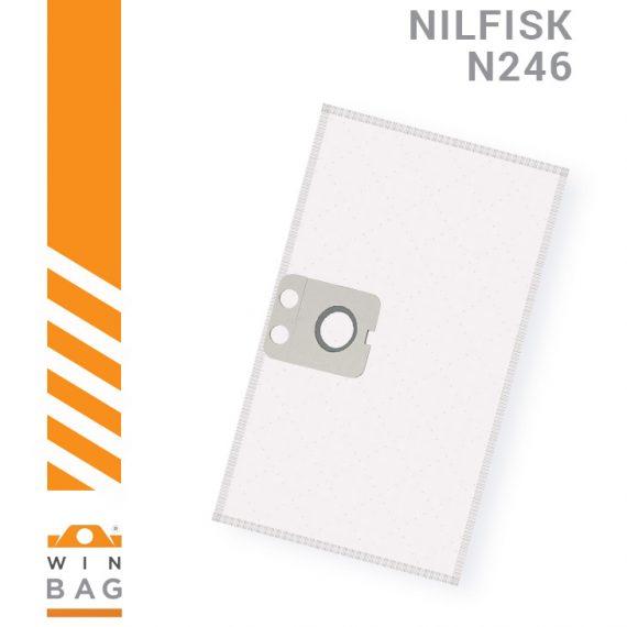 Nilfisk kese za usisivac 22198000 N246