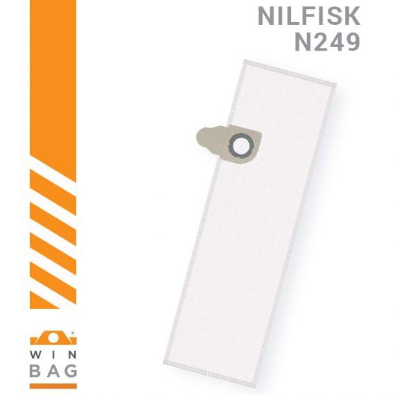 Nilfisk kese za usisivace Aero400-440 N249