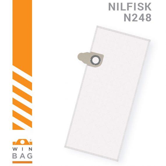 Nilfisk kese za usisivace Aero600-840 N248