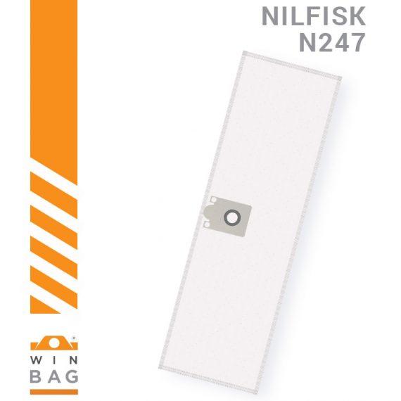 Nilfisk kese za usisivace GD110-Viking N247