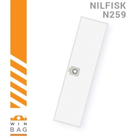 Nilfisk kese za usisivace GD930 N259