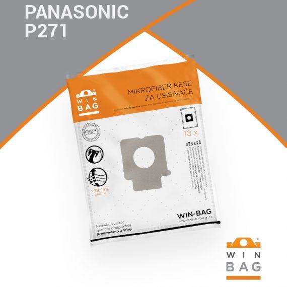 PANASONIC kese za usisivače MCE1000-MCE1099/MCE650-MCE659 model P271