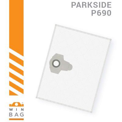 PARKSIDE kese za usisivače PNTS1300B2/PNTS1300A1/ PNTS30/PKS20 model P690