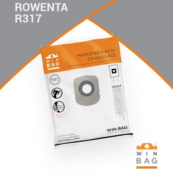 Rowenta Xtrem kese R317 WIN-BAG