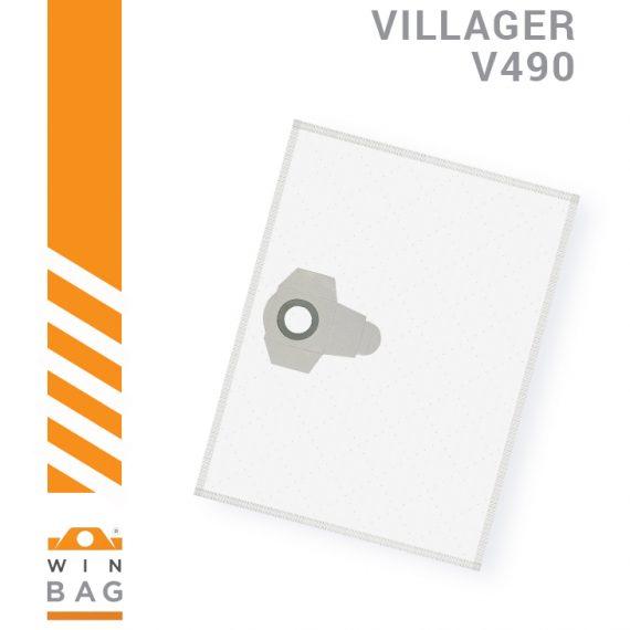 Villager kese za usisivace VVC20 V490
