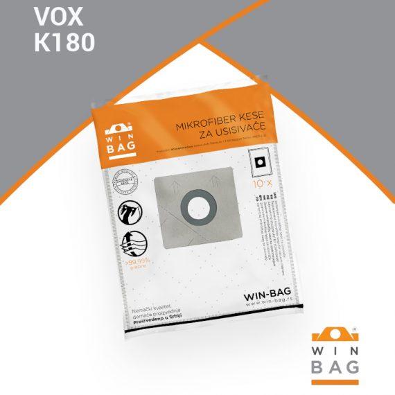 Vox kese za usisivace K180