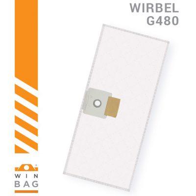 Wirbel kese za usisivace Makros-G480