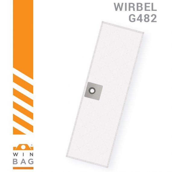 Wirbel kese za usisivace Mikros G482