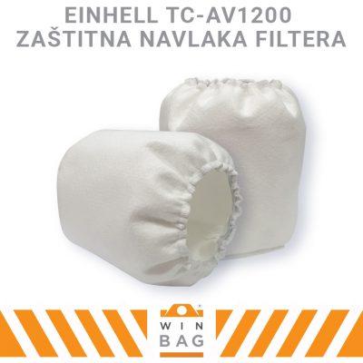 Einhell TC-AV 1200 Trajna navlaka WIN-BAG