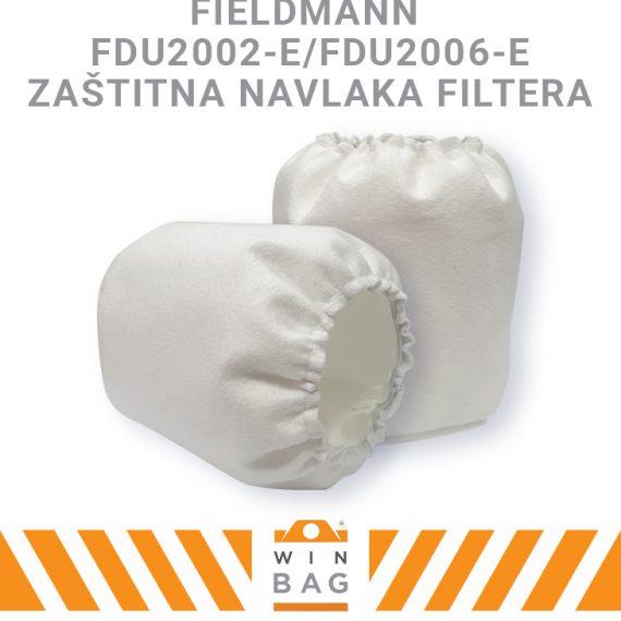 FIELDMANN FDU2002E FDU2006E navlaka filtera WIN-BAG