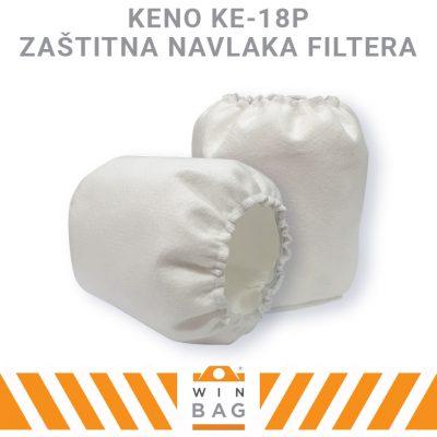 KENO KE18P navlaka filtera WIN-BAG