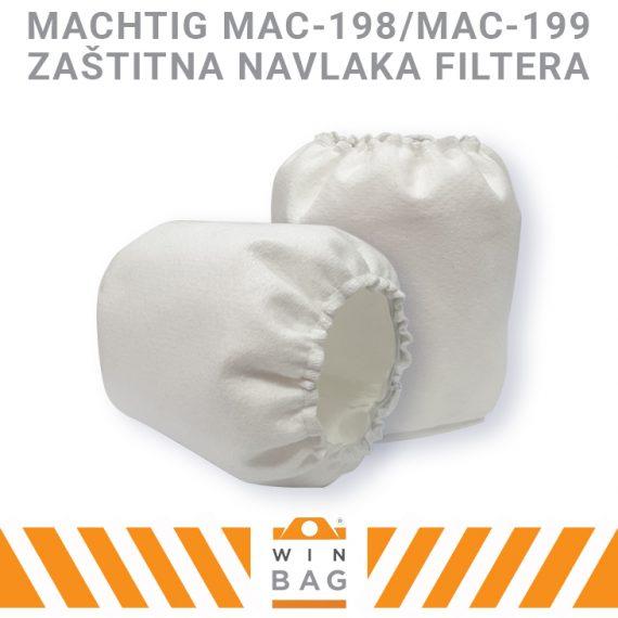 MACHTIG MAC198-MAC199 zastitna navlaka WIN-BAG
