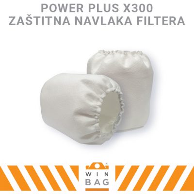 POWER PLUS-X300 navlaka filtera WIN-BAG