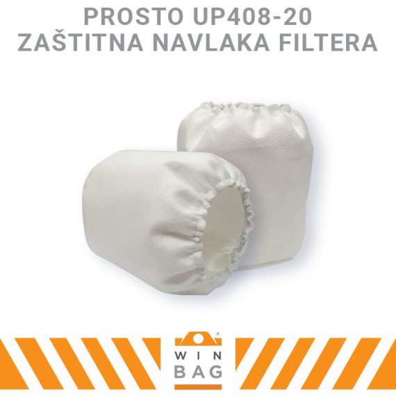 PROSTO UP408-20 navlaka filtera WIN-BAG