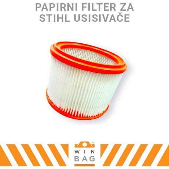 Papirni filter za Stihl usisivace
