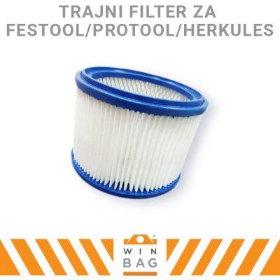 Perivi filter za FESTOOL-PROTOOL-HERKULES
