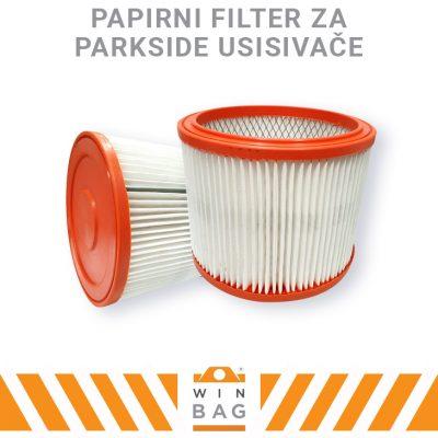 Hepa filter za Parkside usisivace